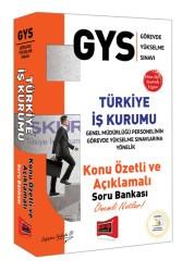 Yargı Yayınları - GYS Türkiye İş Kurumu Konu Özetli Açıklamalı Soru Bankası Yargı Yayınları