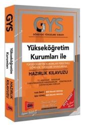 Yargı Yayınları - GYS Yükseköğretim Kurumları Personeli Görevde Yükselme Sınavlarına Hazırlık Kılavuzu Yargı Yayınları