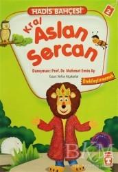 Timaş Çocuk - Hadis Bahçesi 2 : Kral Aslan Sercan Ötekileştirmemek