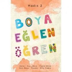 Multibem Yayınları - Hadis Boyama Kitabı 2