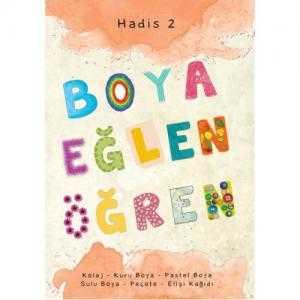 Hadis Boyama Kitabı 2 Bkm Kitap