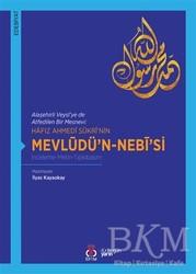 DBY Yayınları - Hafız Ahmedi Şükri'nin Mevlüdü'n-Nebi'si