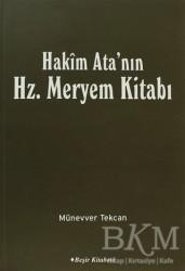Beşir Kitabevi - Hakim Ata'nın Hz. Meryem Kitabı