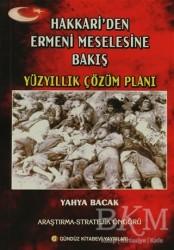 Gündüz Kitabevi Yayınları - Hakkari'den Ermeni Meselesine Bakış