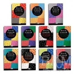 Siyah Beyaz Yayınları - Halil Cibran Seti 11 Kitap Takım