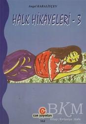 Can Yayınları (Ali Adil Atalay) - Halk Hikayeleri - 3