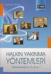 Eğitim Yayınevi - Ders Kitapları - Halkın Yakınma Yöntemleri
