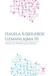 Umuttepe Yayınları - Halkla İlişkilerde Uzmanlaşma 3