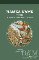 Hiperlink Yayınları - Hamza-Name 70. Cilt