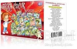 Özyürek Yayınları - Hikaye Kitapları - Harika Çocuk Öykü Seti (40 Kitap)