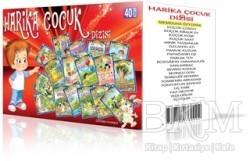 Özyürek Yayınları - Harika Çocuk Öykü Seti (40 Kitap)