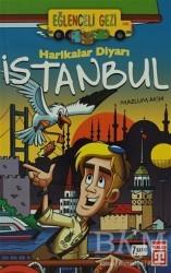Timaş Yayınları - Harikalar Diyarı İstanbul
