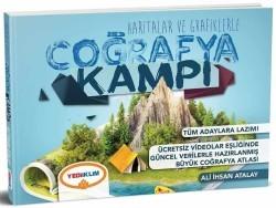 Yediiklim Yayınları - Haritalarla ve Grafiklerle Coğrafya Kampı