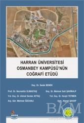 Kriter Yayınları - Harran Üniversitesi Osmanbey Kampüsü'nün Coğrafi Etüdü