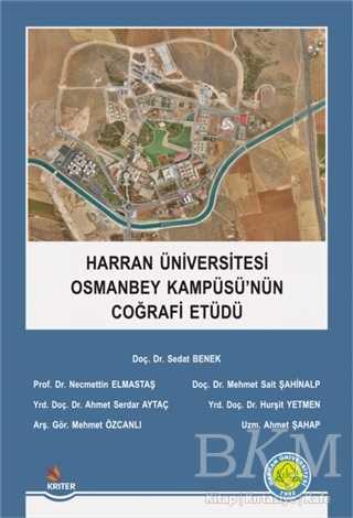 Harran Üniversitesi Osmanbey Kampüsü'nün Coğrafi Etüdü