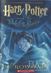 Scholastic - Özel Ürün - Harry Potter and the Order of The Phoenix