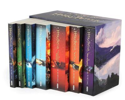 Harry Potter Seti 7 Kitap Takım