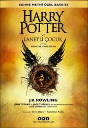 Yapı Kredi Yayınları - Harry Potter ve Lanetli Çocuk - 8
