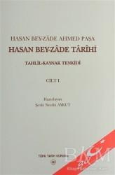 Türk Tarih Kurumu Yayınları - Hasan Bey-zade Tarihi (3 Cilt Takım)