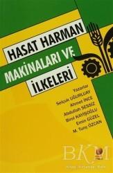 Adana Nobel Kitabevi - Hasat Harman Makinaları ve İlkeleri