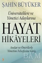 Cinius Yayınları - Hayat Hikayeleri