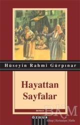 Özgür Yayınları - Hayattan Sayfalar
