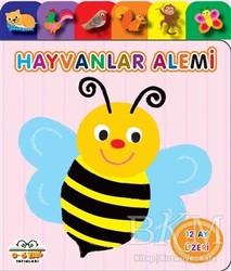 0-6 Yaş Yayınları - Hayvanlar Alemi - Yavru Ördek Serisi