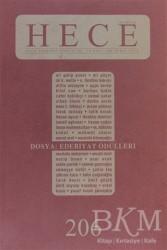 Hece Dergisi - Hece Aylık Edebiyat Dergisi Sayı: 206