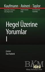 İdea Yayınevi - Hegel Üzerine Yorumlar 1