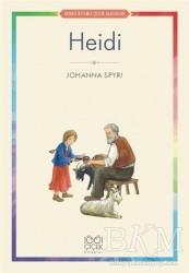 1001 Çiçek Kitaplar - Heidi