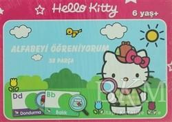 Gordion Games - Hello Kitty Alfabeyi Öğreniyorum 58 Parça Puzzle