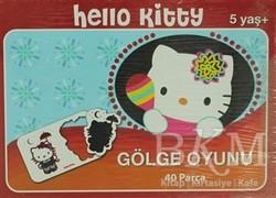 Gordion Games - Hello Kitty Gölge Oyunu 40 Parça Puzzle