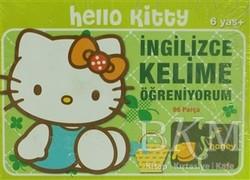 Gordion Games - Hello Kitty İngilizce Kelime Öğreniyorum 96 Parça Puzzle