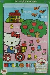 Gordion Games - Hello Kitty Puzzle (Kod 40601-023)