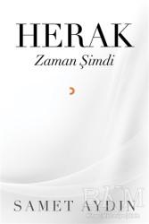Cinius Yayınları - Herak - Zaman Şimdi