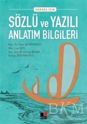 Kesit Yayınları - Herkes İçin Sözlü ve Yazılı Anlatım Bilgileri