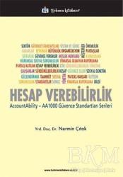 Türkmen Kitabevi - Akademik Kitapları - Hesap Verebilirlik