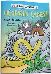 Eğiten Kitap Çocuk Kitapları - Hıçkırığın Çaresi - Kahkaha Canavarı