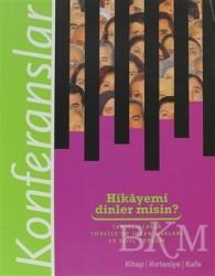 Tarih Vakfı Yurt Yayınları - Hikayemi Dinler misin? Tanıklıklarla Türkiye'de İnsan Hakları ve Sivil Toplum- Konferanslar