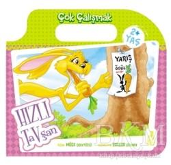 Ren Kitap - Hızlı Tavşan - Çok Çalışmak