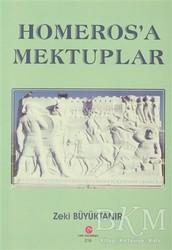 Can Yayınları (Ali Adil Atalay) - Homeros'a Mektuplar