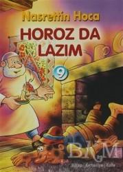 Akçağ Yayınları - Horoz Da Lazım