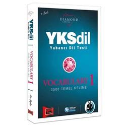 Yargı Yayınları - YKSDİL Yabancı Dil Testi Vocabulary 1 Diamond Series Yargı Yayınları
