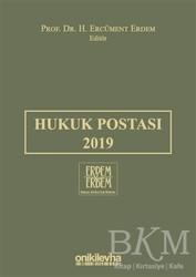 On İki Levha Yayınları - Hukuk Postası 2019