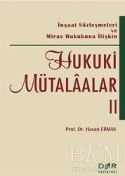 Der Yayınları - Hukuki Mütalaalar 2