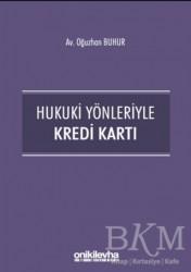 On İki Levha Yayınları - Hukuki Yönleriyle Kredi Kartı