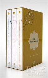 Fecr Yayınları - Özel Ürün - Hz. Muhammed (3 Cilt) Ciltli - Kutulu