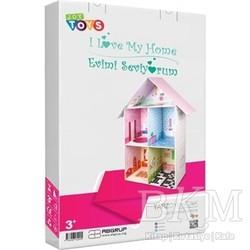 Joy Toys - I Love My Home - Evimi Seviyorum