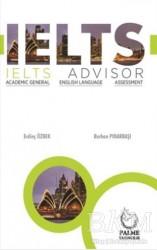 Palme Yayıncılık - Akademik Kitaplar - IELTS Advisor