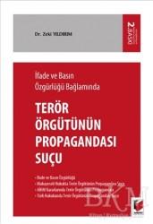 Adalet Yayınevi - İfade ve Basın Özgürlüğü Bağlamında Terörizmin Propagandası Suçu